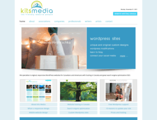 kitsmedia.ca screenshot