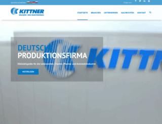 kittnerbg.com screenshot