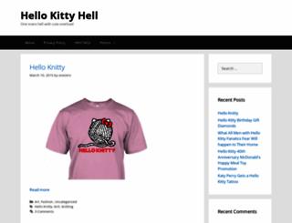 kittyhell.com screenshot
