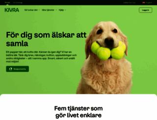 kivra.com screenshot