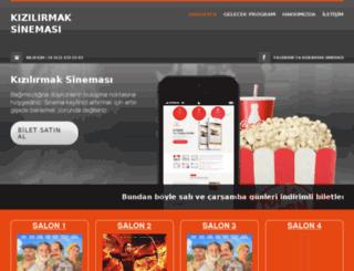 kizilirmaksinemasi.com screenshot