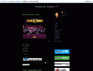 kizomba-zouk.blogspot.com screenshot