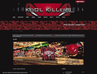 kkclan.net screenshot