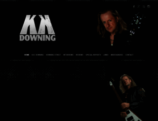 kkdowning.net screenshot