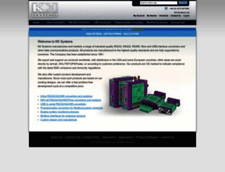 kksystems.com screenshot