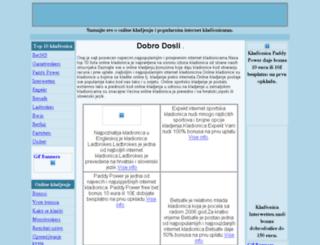kladionica-sportska.com screenshot