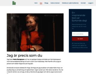 klarblacoaching.se screenshot