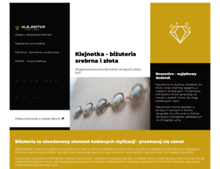 klejnotka.pl screenshot