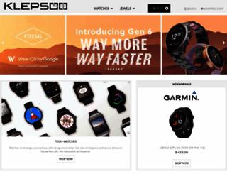 klepsoo.com screenshot