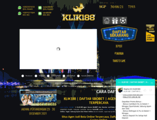 klik188.com screenshot