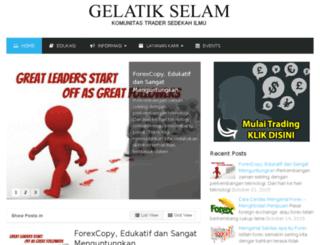 klikgelatikselam.com screenshot