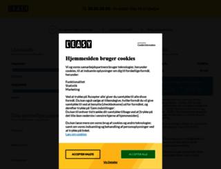 kliklaan.dk screenshot