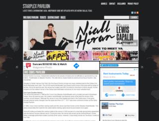 klipschmusiccenter.org screenshot