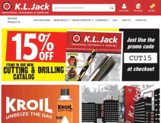 kljack.com screenshot