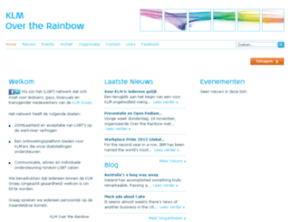 klmovertherainbow.com screenshot