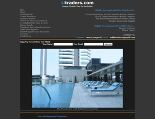 kltraders.com screenshot