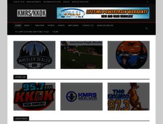 kmrskkok.com screenshot