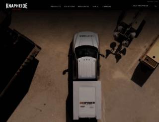knapheide.com screenshot
