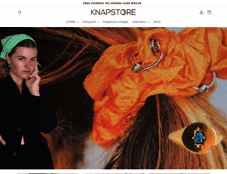 knapstore.com screenshot