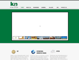 kngroup.in screenshot