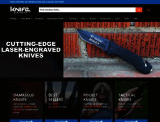 knife-depot.com screenshot