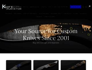knifepurveyor.com screenshot