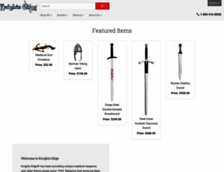 knightsedge.com screenshot