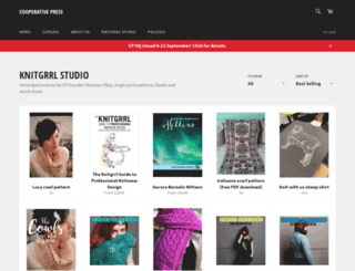 knitgrrlstudio.com screenshot