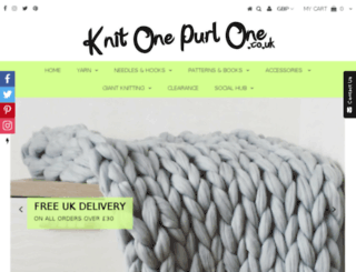 knitone-purlone.co.uk screenshot