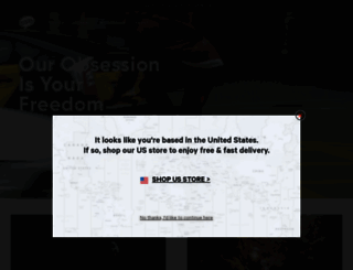knog.com.au screenshot