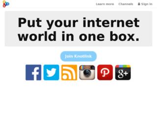 knotlink.com screenshot