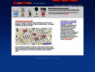 know-where.com screenshot