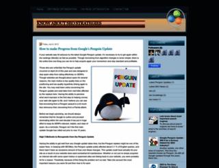 knowaboutseostrategies.blogspot.in screenshot