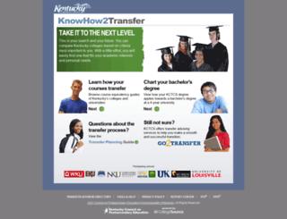 knowhow2transfer.com screenshot