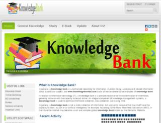 knowledgebankbd.com screenshot