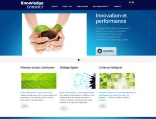 knowledgeconsult.com screenshot