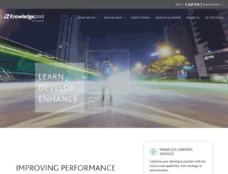 knowledgepool.com screenshot