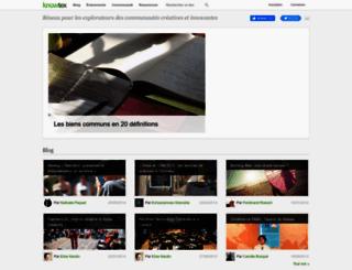 knowtex.com screenshot