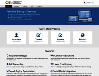 knswebs.com screenshot