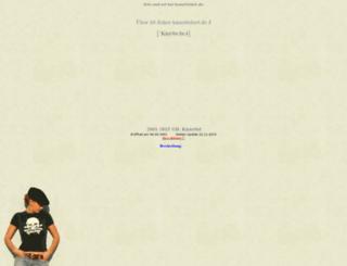 knuettelart.de screenshot