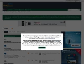 knx-user-forum.de screenshot