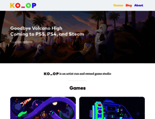 ko-opmode.com screenshot