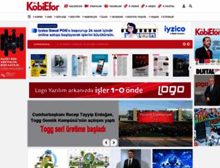 kobi-efor.com.tr screenshot