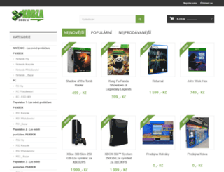 kobzahry.cz screenshot