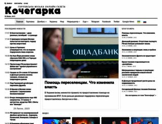 kochegarka.com.ua screenshot