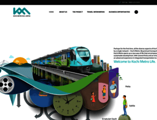 kochimetro.org screenshot