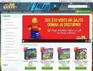 kockice.rs screenshot