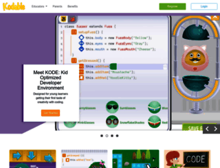 kodable.com screenshot