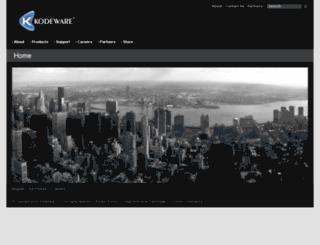 kodeware.com screenshot