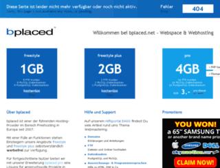 kodideutschland.bplaced.net screenshot
